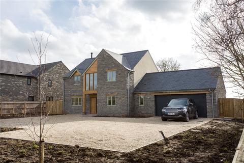 4 bedroom detached house for sale - Pibsbury, Langport, Somerset, TA10