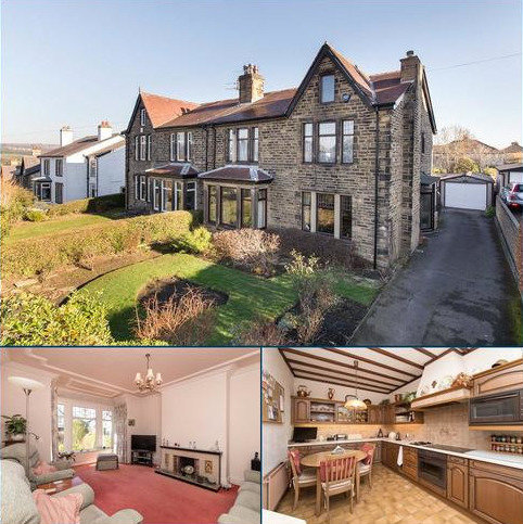 4 bedroom character property for sale - Bankfield Drive, Shipley, West Yorkshire