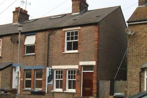 2 bedroom end of terrace house to rent - Marconi Road, Chelmsford CM1