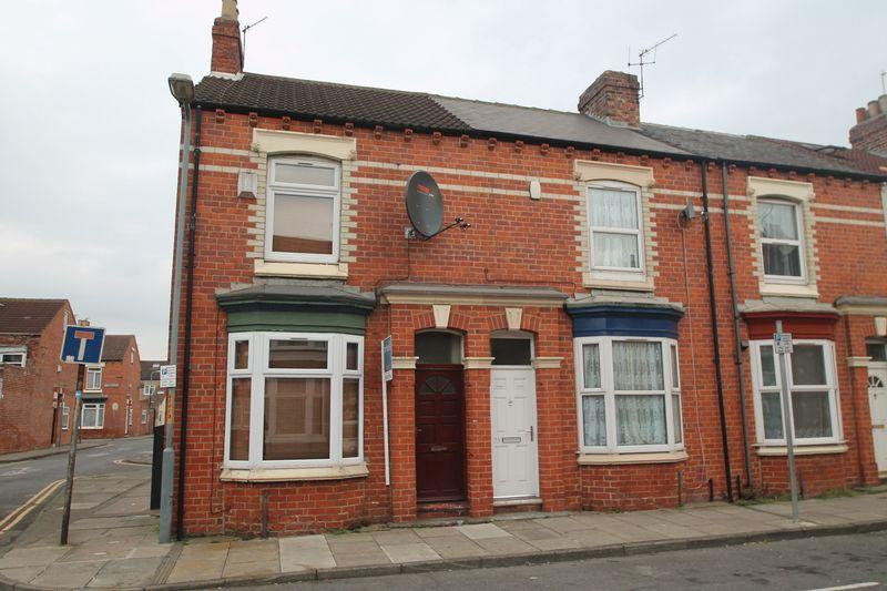 2 Bedrooms Terraced House for sale in Clarendon Road, Middlesbrough