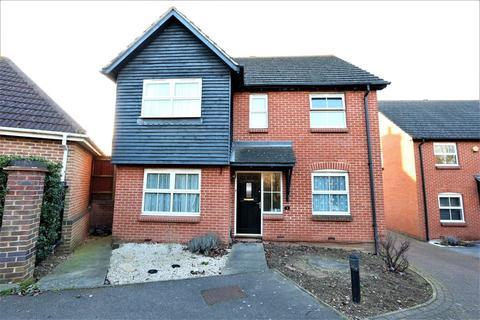 4 bedroom detached house for sale - Hepburn Close, Chafford Hundred