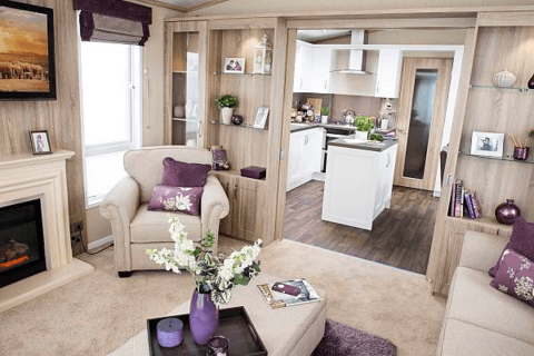 2 bedroom lodge for sale - Lancashire