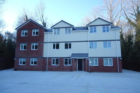 2 bedroom apartment to rent - Flat 2, 23A Willow Drive, Llanmartin