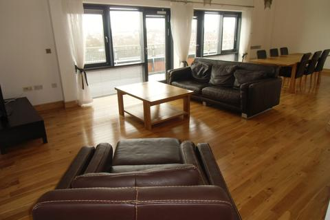 2 bedroom penthouse to rent - Roman Wall, Bath Lane, Leicester LE3