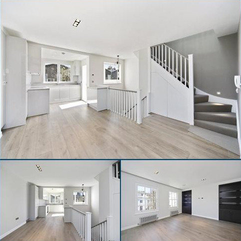 2 bedroom maisonette to rent - Sutherland Place, London, W2