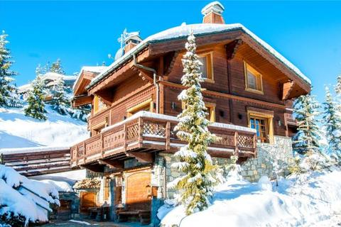 4 bedroom house  - Courchevel 1850, Near Centre Of The Resort, French Alps