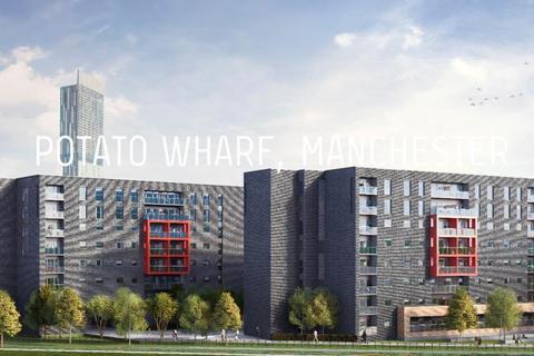 1 bedroom apartment for sale - Potato Wharf, Wilson Block, M3
