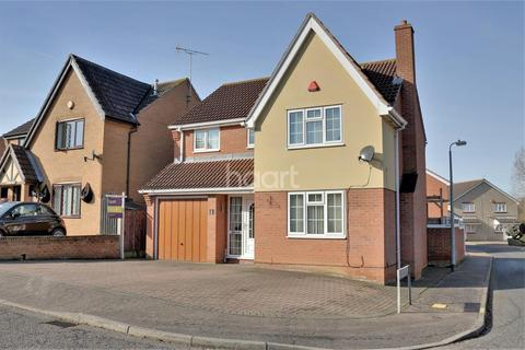 4 bedroom detached house for sale - Raycliff Avenue, Chatsworth Park