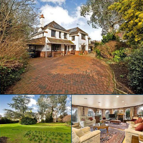 5 bedroom detached house for sale - Exton Lane, Exton, Exeter, Devon, EX3