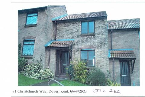 2 bedroom terraced house to rent - Christchurch Way, Dover, CT16