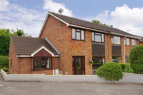4 bedroom semi-detached house for sale - Weavers Close, Kingswood, Gloucestershire, GL12 8SE