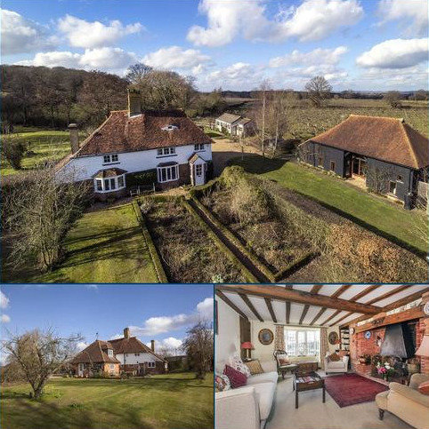 4 bedroom detached house for sale - Goudhurst Road, Staplehurst, Tonbridge, Kent, TN12