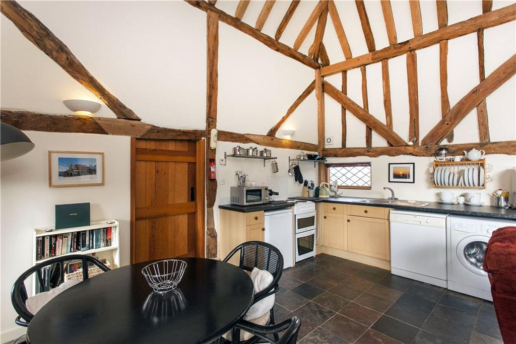 Barn Kitchen/Dining