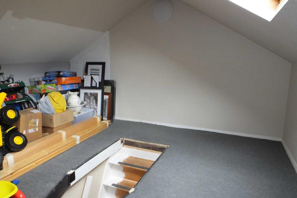 Loft/Occasional Bedroom