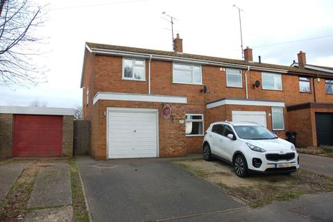3 bedroom end of terrace house for sale - Grasscroft, Kingsthorpe, Northampton NN2 8QH