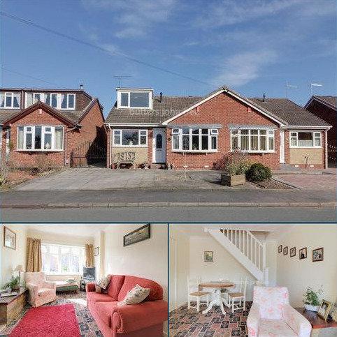 2 bedroom bungalow for sale - Ferndown Drive, Clayton, Newcastle-under-Lyme