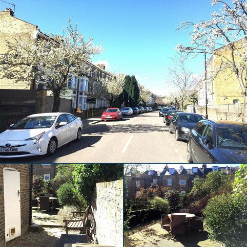1 bedroom flat to rent - Fordingley Road, London