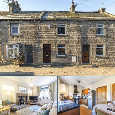 2 bedroom terraced house for sale - West Terrace, Burley in Wharfedale, Ilkley, West Yorkshire