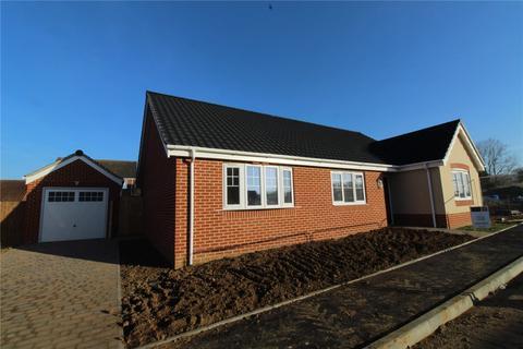 3 bedroom semi-detached bungalow for sale - Plot 6, Barn Owl Close, Off Station Road, Reedham, NR13