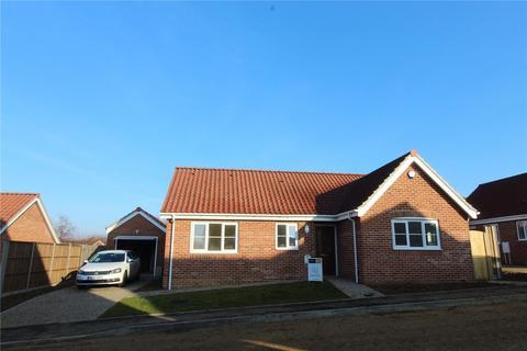 3 bedroom detached bungalow for sale - Plot 3, Barn Owl Close, Off Station Road, Reedham, NR13