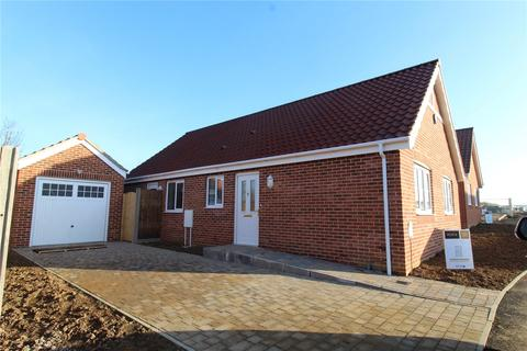 3 bedroom detached bungalow for sale - Plot 4, Barn Owl Close, Off Station Road, Reedham, NR13