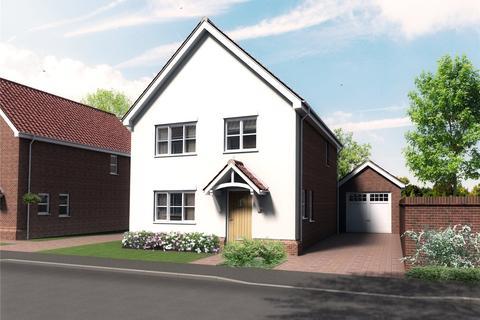 4 bedroom detached house for sale - Plot 21, Barn Owl Close, Off Station Road, Reedham, NR13