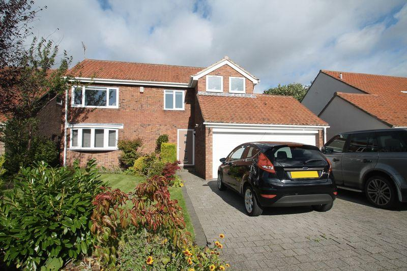 4 Bedrooms Detached House for sale in The Poplars, Wolviston,