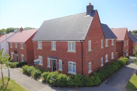 4 bedroom detached house for sale - Abacot Grove, Houghton Regis