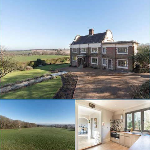 4 bedroom detached house for sale - Waltham Road, Petham, Canterbury, Kent