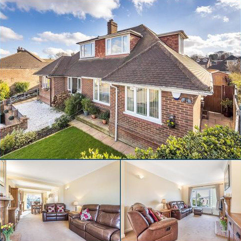 2 bedroom semi-detached bungalow for sale - Maidstone, Kent