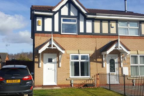 3 bedroom semi-detached house to rent - Kestrel Avenue, Hull, East Yorkshire, HU8