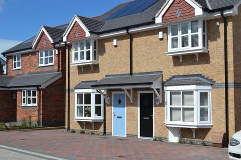 3 bedroom semi-detached house for sale - The Caernarfon, Llys Marl Development, Llandudno Junction