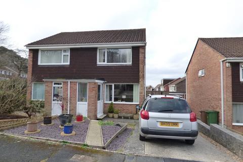 2 bedroom semi-detached house for sale - Slatelands Close, Plympton