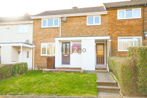 3 bedroom terraced house for sale - Hollybank Drive, Sheffield, S12