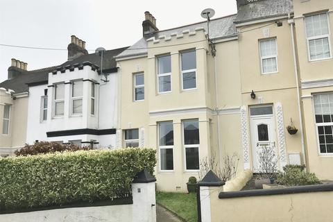 3 bedroom terraced house for sale - Home Park Road, Saltash. Spacious family home with Garage and Garden.
