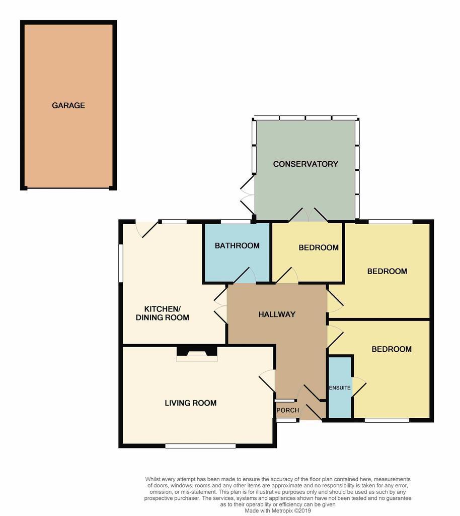 Floorplan: 31 Brockstone Road