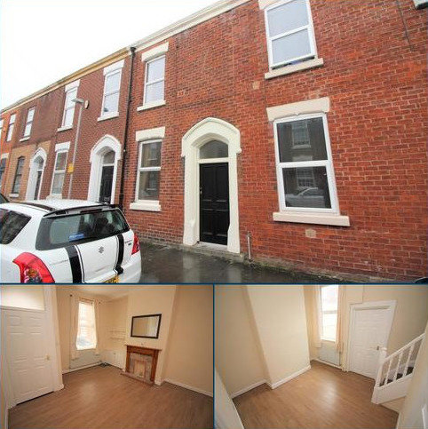2 bedroom terraced house to rent - Northcote Road, Preston