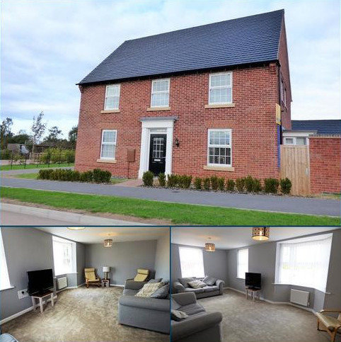 4 bedroom detached house to rent - Galloway Road, Drakelow