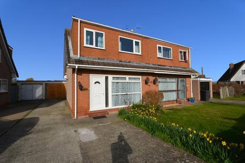 3 bedroom semi-detached house for sale - Kinmel Way, Towyn, Conwy, LL22