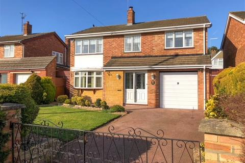 4 bedroom detached house for sale - Greenfield Avenue, Spinney Hill, Northampton, NN3