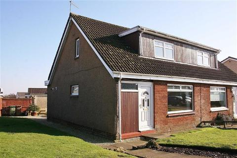3 bedroom semi-detached house for sale - Leith Place, Denny, Stirlingshire