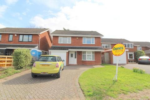 4 bedroom house to rent - Starbold Crescent, Knowle, Solihull