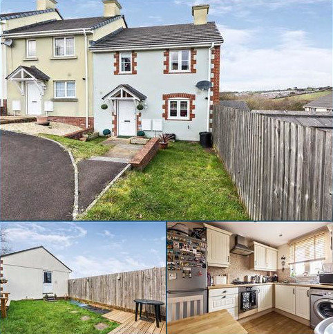 3 bedroom semi-detached house for sale - Kensey Valley Meadow, Launceston, Cornwall, PL15