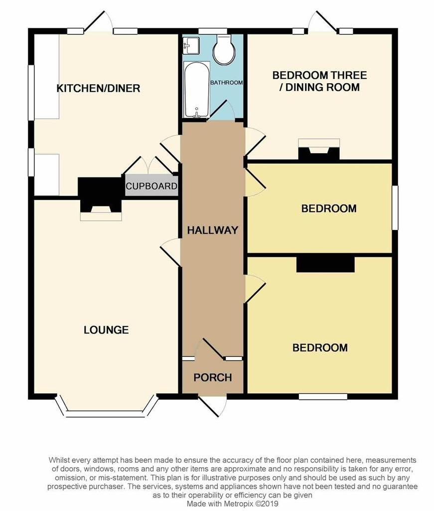 Floorplan 1 of 2: 2 D Floorplan
