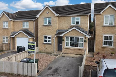 3 bedroom detached house for sale - Mires Beck Close, Windhill, Shipley