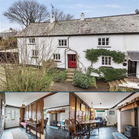 3 bedroom semi-detached house for sale - South Tawton, Okehampton, Devon, EX20