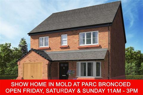 4 bedroom detached house for sale - Parc Dol Gwyn, Padeswood Road South, Buckley
