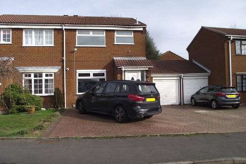 3 bedroom semi-detached house for sale - Castello Drive, Castle Bromwich, Birmingham, B36
