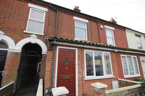 2 bedroom house to rent - Temple Road, Norwich