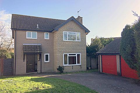 4 bedroom detached house for sale - Despenser Road, Sully